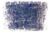 Papel velho sujo — Foto Stock