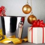 рождественские символы — Стоковое фото #13207273