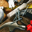 Different tools — Stock Photo #13393230
