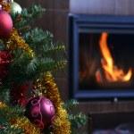 Christmas tree decorations — Stock Photo #13903392
