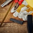 Different tools — Stock Photo