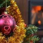 Christmas tree decorations — Stock Photo #14139795