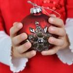 Christmas ball. — Stock Photo #14451339