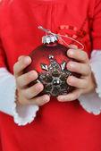 Christmas ball. — Stock Photo