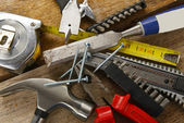 Diferentes herramientas — Foto de Stock