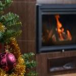 Christmas tree decorations — Stock Photo #15432043