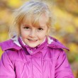Girl in park — Stock Photo #15432075