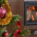 Christmas tree decorations — Stock Photo #16020891