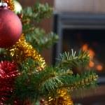 Christmas tree decorations — Stock Photo #16285039