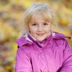 Girl in park — Stock Photo #16285143