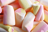 Jelly fruit candies — Stock Photo