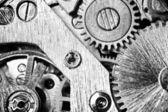Watch mechanism — Stock Photo