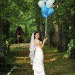 Beautiful  bride — Lizenzfreies Foto