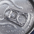 Wet aluminium can — Stockfoto #22308009