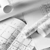 Design och projektledning — Stockfoto