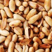 Fried peanut — Stock Photo