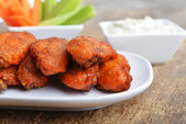 Chicken-wings — Stockfoto