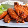 Chicken wings — Stock Photo #24100329