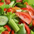 Salad with vegetable — Stock Photo #25050481