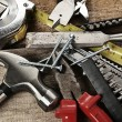 Different tools — Stock Photo #26027225