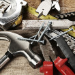 Different tools — Stock Photo #26027625