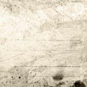 Старый пустой кусок — Стоковое фото