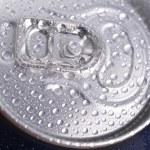 våt aluminium kan — Stockfoto #27248555