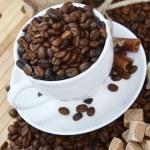 Coffee beans — Stock Photo #27248599
