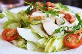 野菜と鶏の肉 — ストック写真