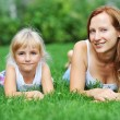 Mother and daughter — Stock Photo #30766347