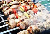 おいしい焼き肉 — ストック写真
