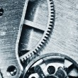 Watch gears close up — Stock Photo #31458807