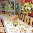Wedding reception — Stock Photo #35784967