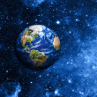 Planet earth — Stock Photo #38837387