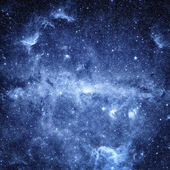Deep space background. Elements of this image furnished by NASA — Stock Photo
