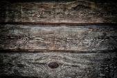Parede de madeira marrom — Fotografia Stock