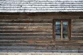 Old-fashioned window — Stock Photo
