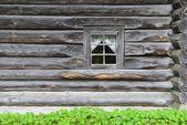 Staroświeckie okna — Zdjęcie stockowe