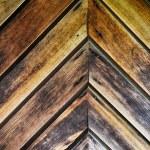 Wooden gates — Stock Photo #51283761