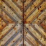 wooden gates — Stock Photo #51574655