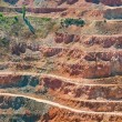 Open pit - Stock Photo