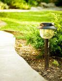 Garden lamp — Stock Photo