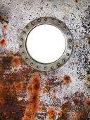 Porthole frame — Stock Photo