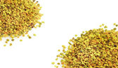 Bee pollen grains — Stock Photo