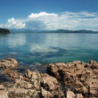 Japan sea, Primorye, seascape - Stock Photo