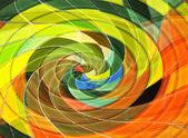 Abstrakt flerfärgad bakgrund — Stockfoto