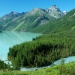 Kucherlinskoe lake, Altai - 2 — Stock Photo