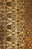 золотой настенный — Стоковое фото