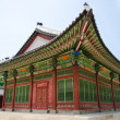 Gyeongbokgung palace in Seoul, Korea — Stock Photo #14136171