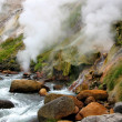 Stock Photo: Valley of Geysers, Kamchatka, Russia